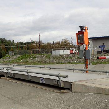 Matsu Borough Unattended Truck Scale